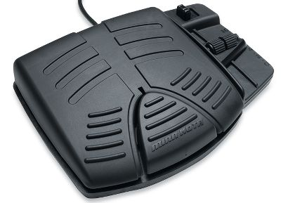 Fishing MicroTouch foot pedals are convenient and deliver ultra-fast response. They give you the freedom to steer from anywhere in a boat. - $99.99