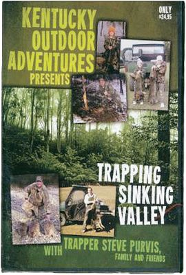 Hunting With over 20 years of trapping experience, Steve Purvis teaches you how to trap various furbearers, including bobcat, coyote, fox, raccoon and beaver. This fast-paced and instructional DVD will help you catch more fur. 78 minutes. Color: Coyote. - $24.99