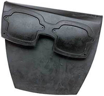 "Motorsports Protects your transom, cushions motor vibration and reduces noise. Made of oil- and weather-resistant rubber. Size: 11-1/4"" x 15"". Type: Transom Pad. Rubber Transom Pad. - $39.99"