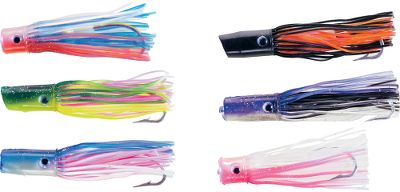 Fishing Six rigged baits in Moldcraft's popular Junior size. Includes two Jr. Wide Range, two Jr. Bobby Browns and two Jr. Hookers. Rigged with 6 ft. of monofilament and a 6/0 hook. Gender: Male. Age Group: Adult. - $31.99