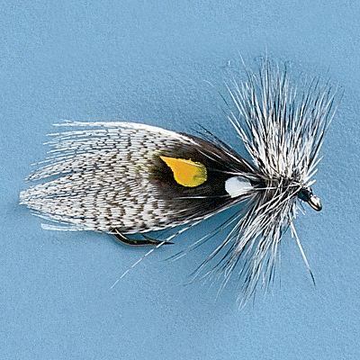Flyfishing The Hornberg is a traditionally styled wet fly that has a general attractor pattern but suggests lines of many different insects and general trout fare. Per 3. Sizes: 6, 10. Type: Streamers. - $4.39