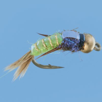 Flyfishing Proves that the bad flies get all the trout. This buggy-looking pattern catches them in a variety of conditions. Per 3. Sizes: 14, 16, 18. Size: 16. Type: Wet Flies. - $3.88