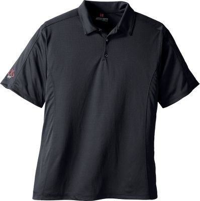 Guns and Military A moisture-wicking transport system for quick-drying comfort, an antimicrobial treatment for odor resistance and a protective UPF rating of 50. Three-button placket for added ventilation and quick-cooling comfort. Classic, clean-finished sleeves. Super-soft, 100% spun polyester. Made in USA. Sizes: M-2XL.Colors: Storm Grey, Greenport Green, Canyon Navy, Lighthouse White, Black, RT27 Navy (not shown). - $39.88