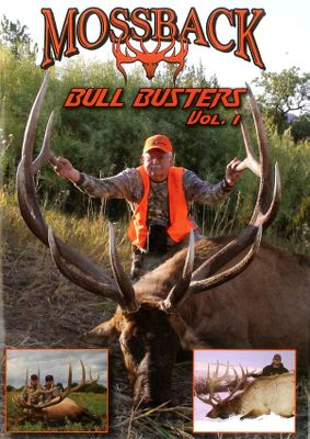 Hunting Season after season, Team MossBack invites you along on their elk hunts for intense bull-busting action.Available: Bull Busters Volume 1: From Arizona to Utah, Team MossBack seeks out the biggest bull elks around and 90% of the time these hunts happen on public land. Includes bulls up to 400, glassing tips and calling techniques that bring the bulls in close. 70 minutes. DVD. Bull Busters Volume 2: This action-packed elk-hunting DVD delivers 19 hunts and 12 kill shots, including Heather Farrars 402 Utah bull. This year, Team MossBack grounds giants with archery shots as close as 7 yards and others are taken by long-range rifle fire. From Arizona to Washington and many points in between, tag along and enjoy the ultimate in big-game action. 90 minutes. DVD. - $14.99