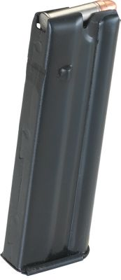 Get back in action quickly with spare magazines at your fingertips. Constructed of blued steel and custom-made to fit the Mossberg 702 Plinkster. Each magazine holds 10 rounds of .22 LR ammunition. Manufactured by Mossberg, the creator of the Plinkster, for unquestionable fit and performance. Per 3. Color: Blued. Type: Rifle Magazines. - $54.99