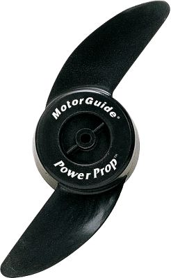 Fishing Put a new prop on your MotorGuide electric motor for increased power and weed-chopping action. All MotorGuide props are built for power, thrust and efficiency. The 2-Blade Power Prop is great for fishing open water, where wide-open power is needed to battle big waves and heavy currents. Machete III props are famous for grass-busting weedless performance, regardless of speed. Includes propeller, prop pin and nut. Gender: Male. Age Group: Adult. Type: Replacement Propellers. - $24.99