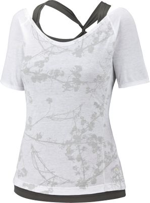 Camp and Hike Ideal for an afternoon of hiking or a day at the beach, it's made of lightweight, 100% cotton and lined with Chitosan for odor-resistant, active-wearing comfort. The moisture-wicking, quick-drying inner tank features an integrated shelf bra for added stability and support. Imported. Sizes: S-XL. Colors: Antigua Blue/Deep Turquoise, Casper/Grill, Midori/Jungle, Wisteria/Bramble. - $24.88