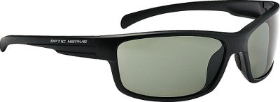 Entertainment With an updated sport-wrap style, these nylon-framed sunglasses fit a wide range of faces. Polarized lenses filter out 99.9% of glare, and a special anti-reflective coating eliminates reflections on the inside of the lens. Hydroglare coating repels water, oil and dust, and enhances lens durability. Impact-resistant to ANSI Z80.3 standards. TR90 frame material. - $34.99