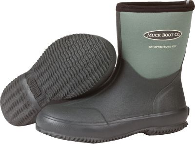 Hunting Durable, rugged performance from gardening to outdoor chores. 5mm CR Flex-Foam booties with nylon overlays offer 100% waterproof performance, superior flexibility and a four-way-stretch fit for all-day comfort. Stretch-fit top bindings seal in warmth and block cold. Self-cleaning outsoles wrap around the uppers for more stability on uneven terrain. 1.25mm semirigid rubber reinforcements in the toe, heel and shank areas for added stability. Imported. - $94.99