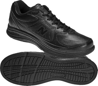Designed for the moderately paced walker, the WW577 Walking Shoes sport breathable, premium leather uppers for comfort and durability, and reflective detailing for enhanced visibility. Abzorb cushioning in the heels provides exceptional shock absorption. Lightweight, polyurethane midsoles deliver flexible, stable support. Walking Strike Path solid rubber outsoles provide grip, traction and long-wearing durability. Medicare/HCPCS code: A5500 diabetic certified. Imported.Womens sizes: 5-12 medium, narrow, wide and extra-wide widths. Half sizes to 11. Colors: Black, White. Type: Walking Shoes. Size: 5 1/2. Shoe Width: B. Color: White. Size 5 1/2. Width Medium. Color White. - $74.99