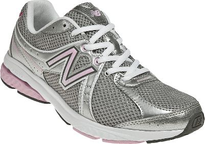 Show your support of breast cancer awareness with the Komen Edition 665. Engineered for the woman thats on her feet all day, with synthetic and mesh uppers, and Walking Strike Path technology to encourage a healthy walking gait. Imported.Average weight: 8 oz./pair.Womens sizes: 5-12 medium, narrow and wide widths. Half sizes to 11.Color: Komen. - $67.99