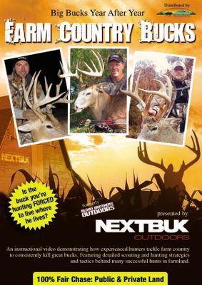 Hunting Hunters that cant afford expensive food plots or tracts of land can learn the do-it-yourself secrets for bagging monster whitetails. This video explains mature-buck habits and discusses strategies for successful farmland hunts. 145 minutes. DVD. - $11.99