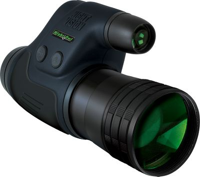 Hunting Employing the latest optics-design technology, Night Owls monoculars optimize low-light illumination and high magnification without the extra weight found in other models. The columnated infrared illuminator allows use in complete darkness or to improve target recognition in any environment. The Generation 1 image-intensifier tube combines with the choice of 4-power and 6-power magnification to deliver superior resolution and accurate identification of distant targets. The rubberized finish with integrated rubber hand grip and machined-aluminum lens body combine practical design features in a robust mechanical housing. Type: Night Vision Monoculars. - $229.99