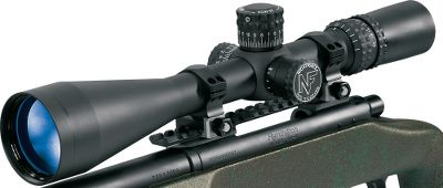 Hunting Even the best-performing riflescopes are only as good as the rings and mounts they sit on, so invest in the best-quality rings available Nightforce. These ultralight rings have CNC-machined 7075-T6 aluminum bodies and titanium crossbolts and jaws for steel-surpassing strength and extra-light weight. Made in USA. Available: Low .885 Medium 1.00 High 1.125 Sizes: 30mm, 34mm. Color: Titanium. Type: Rings. - $165.00