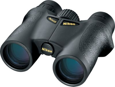 Hunting Some of the most highly acclaimed optics in the world, Nikon Premier 8x32 Binoculars are engineered to deliver supreme performance in extreme conditions. Their silver-coated prisms are phase-correction coated for enhanced resolution and fully multicoated for bright, vivid sight pictures. Nikons Field-Flattener Lens System provides crystal-clear edge-to-edge viewing. The lightweight magnesium-allow body has a rubber-armored coating for extra shock resistance and an all-weather grip. Its also nitrogen-filled and O-ring sealed for waterproof, fogproof performance. Click-adjustable sliding rubber eyecups are extremely compatible with eyeglasses. - $1,199.99