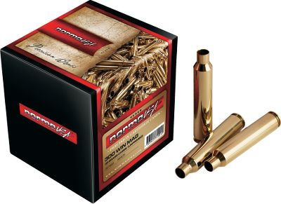 Norma cartridge cases are known worldwide for superior quality and a long reload life. Engineered from the best raw materials with the narrowest tolerances, each round delivers round after round of accuracy. The soft annealed case neck prevents gas leaks and enables the case to hold the bullet firmly for at least 10 years without cracking as a result of aging material. Hardness increases further down on the case body to avoid unnecessary stretching firmness at the primer pocket is nearly twice that of the neck. Per 25. Type: Rifle Brass. - $23.99