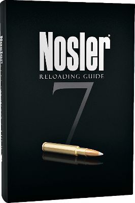 Includes information on the latest trends. Contains load information for over 120 cartridges including the .17 Fireball, .17 Remington, 6.5 Creedmoor and .300 AAC Blackout. Up to 10 powder choices are listed for each cartridge. Includes load data for the entire Nosler bullet line. Over 860 pages of the most up-to-date data. Hardcover. Color: Blackout. Type: Reloading Manuals. - $24.99