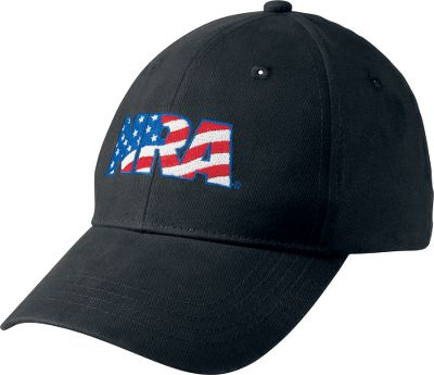 Show off your NRA pride with this cool and breathable 100% cotton cap. Velcro closure for a custom fit. Iconic NRA logo embroidered on the front. One size fits most. Imported. Colors: Black, Pink (not shown). Size: One Size Fits Most. Color: Black. Gender: Female. Age Group: Kids. Pattern: Embroidered. Material: Cotton. Type: Caps. - $19.99