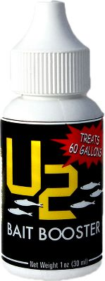 Fishing G-Juice Pro Formula Livewell Treatment keeps walleye, pike and bass alive for eventual release. Also keeps minnows, leeches and hard-to-please shiners alive longer. Nontoxic to humans, pets and aquatic life. Removes nitrites, ammonia, chlorine, chloramines and heavy metals. Adds essential electrolytes. Replaces skin slime. 1-oz. treats 60 gal. Approved for use with The Oxygenator. Available: 1 oz., 8 oz., 16 oz. (not shown). Size: 1 OZ. Gender: Male. Age Group: Adult. Type: Livewell Treatments. - $2.99