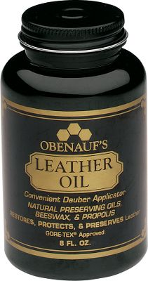 Use for regular maintenance and preservation of leather items and to add water repellency. A gentle blend of natural oils, waxes and propolis extends the life of leather and also rejuvenates neglected, dried, faded leather to a soft and supple condition. Contains no harmful silicones, petroleums, solvents or neatsfoot. Applies easily with the applicator cap or with a clean cloth. Excellent for touch-ups between applications of Heavy-Duty LP. Made in USA. Net weight: 8 fl. oz. Size: 8 OZ. Color: Natural. - $12.99