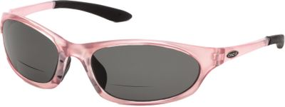 Ski The lightweight, TR-90 Grilamid pink frames slight wraparound design make the Onos Womens Tuscardero Polarized Sunglasses a perfect fit on small- to medium-sized faces. Rubberized nose pads and stems provide no-slip comfort, too. CR39 polarized-lens technology offers 100% UVA/UVB-blocking protection and eliminates reflective glare. This results in sharp, crisp vision, increased depth perception and incredible color contrast. High-performance reading inserts boost magnification for detailed close-in vision. Lens colors: Blue Mirror over Grey Combats intense reflective glare; perfect for snow skiing or on-the-water activities. Green Mirror over Amber For general land-based activities, when reflective glare is not a major factor. Grey Perfect for everyday, all-day use. Color: Green. Gender: Female. Age Group: Adult. - $99.99
