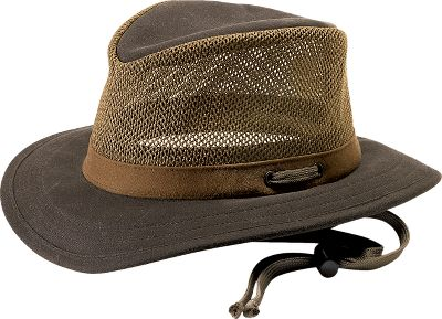 Entertainment This classic anglers hat is constructed of soft, rugged cotton canvas for long-wearing comfort. 2 brim keeps the sun off your face and ears for on-the-water protection. And the ventilated crown helps keep you cool on warm days. Crushable design is easily stowed in your duffel or tackle bag, so youll always have it when you need it. Imported. Sizes:S(6-7/8 to 7), M(7-1/8 to 7-1/4), L(7-3/8 to 7-1/2), XL(7-5/8 to 7-3/4). Colors: Sage, Fieldtan. Size: Small. Color: Sage. Gender: Male. Age Group: Adult. Material: Canvas. Type: Hats. - $39.99