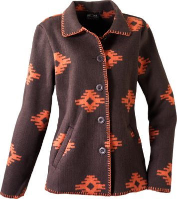 Tailored just like a saddle-blanket pack coat of yesteryear, with a new-age twist its polyester/acrylic blend fabric mimics the warmth and look of real wool, but without the itch. Wear the generously cut cuffs straight or turned back. Welted side pockets. Easy-on four-button front. Imported.Due to limited quantities, current stock will be checked when you add an item to your basket. - $64.88