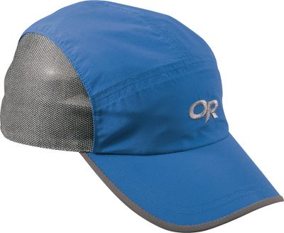 Made of quick-dry Supplex nylon, this cap offers a mesh-lined crown for added ventilation. Adjustable, quick-release buckle. One size fits most. Imported. Type: Caps. Size: One Size Fits Most. Size One Size Fits Most. Color Diablo. - $4.88