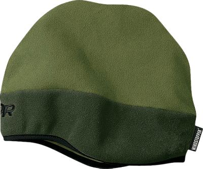 This classic, two-dimensional design fits close to your head. Windproof fleece gives it strong performance in cold, gusty conditions. A contoured earband covers the back of your head and ears. Imported. Sizes: M, L. Colors: Black. Fossil, Olive. - $19.88