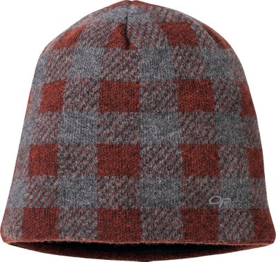 Not only is this hat warm, stylish and ready for adventure, its 1.9-oz. 100% lamb's-wool construction delivers unbeatable softness. A WindStopper Technical Fleece-lined ear band keeps ears and brow extra cozy. One size fits most. Imported. Colors: Black/Charcoal, Brick. - $36.00