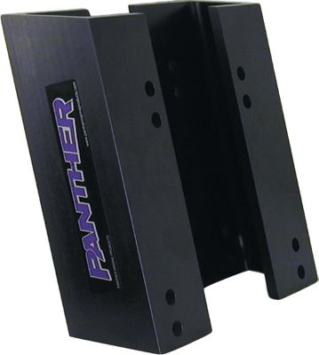 "Motorsports The 2"" Setback Plate is made of 713 cast aluminum. Protected by zinc rich primer and black powder-coat.Standard BIA bolt pattern, but is drillable for non-standard patterns. Dimensions: 13.25"" x 16"". Weight: 15 lbs. The 4"" Setback Plate features an innovative flared shape that allows this four inch set-back bracket more transom contact area to reduce stress and improve the motor's stability. The two piece, 1/2"" thick, T-6 heat treated black anodized aluminum bracket will work with even the most powerful main engines. This is an inexpensive solution to lagging performance. Standard BIA bolt pattern with multiple mounting locations. Dimensions: 14"" x 5"" x 4"". Weight: 16 lbs.The 6"" Setback Plate is made of 3/8"" aluminum. Perfect for kicker motors. Powder-coated black. Overall Width: 14"". Mounting plate: 9-7/8""W x 9""H.Also available are 4"", 6"" and 8"" setback units complete with instrument-panel mounted rocker switches.Dash-Mounted Hydraulic Jack Plate Adjustment returns plate to within 1/8"" of desired location everytime. Eliminates need to visually reference engine position. Available: 6"" and 8"" setback versions.The Power Jack 6"" Setback Lift is constructed of 713 cast aluminum. Designed for outboards up to 450 lbs., the powerful 12V actuator responds immediately to the 12-ft. push-button switch. It has 5"" of vertical lift on reinforced guide bars. A 6"" setback meets restrictions on setback distance provided by many boat manufacturers. Painted with a gloss-black powder-coat finish. Dimensions: 16-1/2"" x 13-1/2"" x 6"". Weight: 50 lbs. - $219.99"