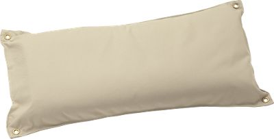 Camp and Hike This pillow is designed with a durable cotton blend fabric with polyester fill. Its the perfect pillow for use with your hammock. Made in the USA.Colors: Olive Green, Green (not shown). - $39.99