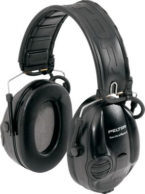 Protect and enhance your hearing at the same time with the Peltor Tactical Sport Muff. NRR (noise reduction rating) of 20db. New digital electronics deliver superior ambient sound reproduction allowing you to hear more and better. Folding headband design makes for compact storage when not in use. Interchangeable outer cup shell design allows you to use the muffs with the standard black cups or change them out with the included orange cups for added visibility. Operates with two AAA batteries (not included). Good for 500 hours of use on a single set of batteries. Color: Orange. Gender: Male. Age Group: Adult. Type: Electronic Earmuffs. - $114.88