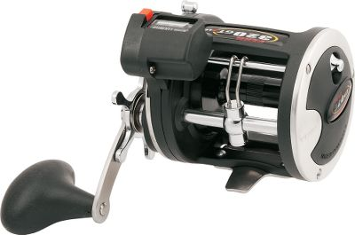 Fishing Penn's GT series of reels have been a stalwart of anglers for years and possibly the most capable trolling reels available. All models feature a one-piece graphite frame; machined, anodized-aluminum spools; marine-grade bronze alloy main gears; machined stainless steel pinion gears and stainless steel levelwinds. Super-durable HT100 drag washers provide smooth and consistent drag pressures even under heavy loads. Cast-friendly star-drag system. Heavy-duty clickers, ball bearings and stainless steel line guides. The GT series includes models capable of handling everything from light freshwater trolling up to heavy-duty saltwater bottom fishing. Built with lightweight graphite frames and sideplates. The LD models incorporate an easy-to-adjust lever drag system. The LC models utilize an accurate analog linecounter. - $119.88