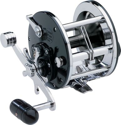 Fishing Penn Levelwind reels are legendary for their versatile performance. Anglers worldwide have found their sure reliability and incredible toughness is at home anywhere - fresh or saltwater, casting or trolling. These reels have precision machined stainless steel pinion gears with high-strength bronze alloy main gears. Each reel has an anodized aluminum spool. Composite side plates and a warning clicker. These reels also feature a free spool lever, and comfortable soft grip counter-balanced handles. The 309M and 209M have a graphite composite rod clamp. Color: Stainless Steel. Type: Saltwater Conventional Reels. - $59.99