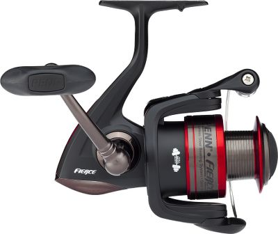 Fishing A high-performance spinning reel that offers dependability at an affordable price. Four shielded stainless steel bearings (and anti-reverse bearing) give you high-speed, smooth retrieves. Features a stainless steel main shaft, machine-forged aluminum spool and all-metal body and sideplate graphite rotor. Dependable oiled-felt drag system. Color: Stainless. Type: Spinning Reels. - $71.88