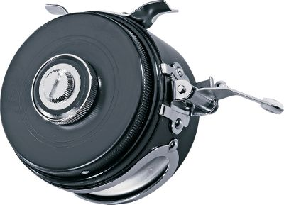 Flyfishing Perfect for reeling-in that trophy catch with no fuss. Pflueger Automatic Fly Reels are easy to operate. Just pull the trigger and the line winds in on its own. No more loose line to get tangled in. - $34.99