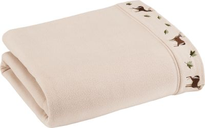 Hunting Embroidered with outdoor-inspired trim, these cozy sheets are made of highly breathable, 155-gsm Polartec fleece thats brushed for plush softness. 15 pocket, 13 on Twin. Machine wash cold, tumble dry low. Do not bleach or iron. Imported. Includes: fitted sheet, flat sheet and two pillowcases. Twin includes one.Sizes: Twin Flat (66 x 96), Fitted (39 x 75) Full Flat (81 x 96), Fitted (54 x 75) Queen Flat (90 x 102), Fitted (60 x 80) King Flat (108 x 102), Fitted (78 x 80) Patterns: Deer, Pine Cone. Type: Sheets. Size Full. Color Pine Cone. - $24.88