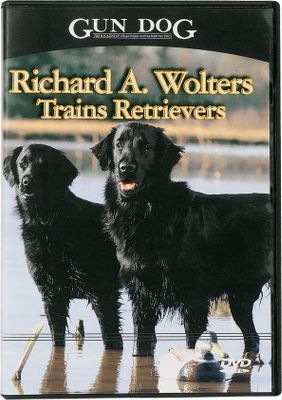 Hunting Richard Wolters starts you and your seven-week-old pup out right and takes you through the finishing process. Develops a dog capable of thinking for itself if you can't assist. 100 minutes. DVD. Subject: Dog Training. Type: Books & DVD's. Type: Dog Training DVDs. - $14.88