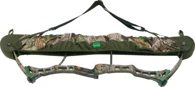 Hunting This sling from Primos holds your bow more securely than ever. Improved padded cam and eccentric protectors feature an advanced stretch cord cup lock to hold the bow snugly in rough country. Snaps secure the cover over your string and cables, yet it can be removed quickly and quietly when the bow is needed. Adjustable shoulder strap for a custom fit.Camo patterns: Realtree APG HD, Mossy Oak New Break-Up Type: Slings. Color Realtree Apg Hd. - $14.88