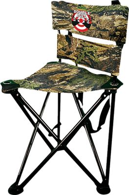 Hunting Grab the Primos Double Bull QS3 Magnum Tri-Stool and go. Its lightweight for easy carrying and comfortable for long hours in your blind. Perfectly sized for sitting while you watch for game in your ground blind. Steel construction. Supportive backrest. Imported. Wt. capacity: 300 lbs. Wt: 6.5 lbs. Available: Truth Camo. Size: TRUTH. Color: Camo. Type: Chairs. - $44.99