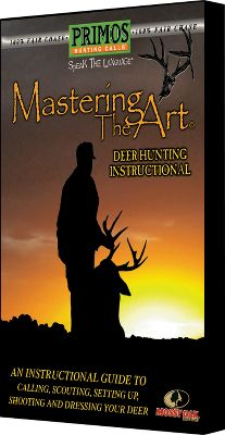 "Hunting Learn tactics from Team Primos to call deer to you. They teach people by example as they layout what they are doing on each hunt. This DVD has the fundamental skills for beginners and new techniques for those advanced veteran hunters. This DVD has 4 hunts and 4 lessons to show you how to master the fawn bawl, grunt, rattling techniques and using ""The CAN. 90-minute DVD. Subject: Deer Hunting. Type: DVDs. Type: DVD. - $6.88"