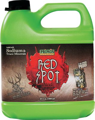 Hunting Give deer what they crave. Loaded with essential vitamins and minerals, it attracts up to two times more deer, leaving them no choice but to keep coming back for more. Year-round, easy-pour formula loaded with sodium, calcium, phosphorous and magnesium. Size: 64 oz. Type: Deer Attractants. - $4.88