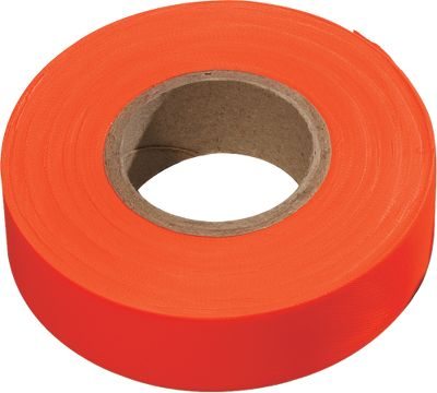 "Hunting High-visibility tape marks trails, hunting stands and feed plots for easy location in day or nighttime hours. Includes 150 ft. of 1"" reflective tape. Type: Trail Markers. - $5.99"