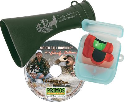 Hunting The Howler Pak includes the Sonic Dome Howler, A-Frame Howler, See-Through Call Case, Horn and Mini DVDs. - $19.99