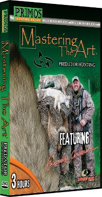 Hunting Youll need a good teacher to master the art of predator calling, and Randy Anderson is the man for the job. Join Randy and Team Primos as they take you on 40 demonstration hunts highlighting a wide range of common predator-calling situations. Randys one-on-one calling instructions will turn you into a predators worst nightmare. 180 minutes. DVD. - $9.99