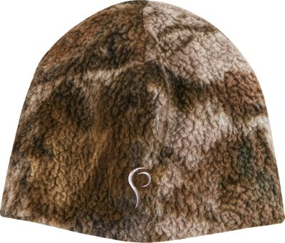 Hunting Pris hunting garments for women combine technical hunting components, functional fabrics and an athletic composition with patterns that are engineered for the female form. This beanie is made with a close fit that will keep you warm. Super-soft, super-quiet Sherpa fleece. Pris logo embroidered on front. One size fits most. Made in USA. Camo patterns: Realtree AP, Realtree MAX-1. Size: ONE SIZE FITS MOST. Color: Realtree Ap. Gender: Female. Age Group: Adult. Pattern: Embroidered. Material: Fleece. Type: Hats. - $29.99