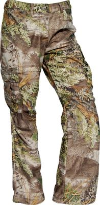 Hunting Pris hunting garments for women combine technical hunting components, functional fabrics and an athletic composition with patterns cut for the female form. Ultra Fitted Pants are polyester with a brushed tricot shell. Cut for extra room through the hips and thighs for ease of movement. Made in USA. Sizes: XS-XL. Camo patterns: Realtree AP, Realtree MAX-1. Size: XL. Color: Realtree Ap. Gender: Female. Age Group: Adult. Pattern: Camo. Material: Polyester. - $109.99