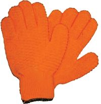 Fishing Eliminate the frustration of having slippery fish slide out of your grasp and enjoy a sure grip anytime you're handling or cleaning your catch with these durable gloves. They are constructed using honeycombed PVC material that is also resistant to corrosion in saltwater environments. Per 3-pack. Sizes: Large, X-Large. Size: XL. Type: Gloves. - $2.99