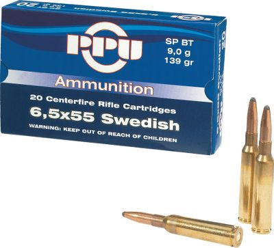 Hunting Made to exacting tolerances with high-quality raw materials and carefully chosen components, PPU ammo offers world-class value and uniform quality for high-volume shooters. Each load was developed with long-term research by ballistics experts and input from hunters for dependable performance in the field and at the range. Noncorrosive, boxer-primed, 100% reloadable brass cases. Available: Per 100, Per 200. Type: Centerfire Rifle. - $94.99